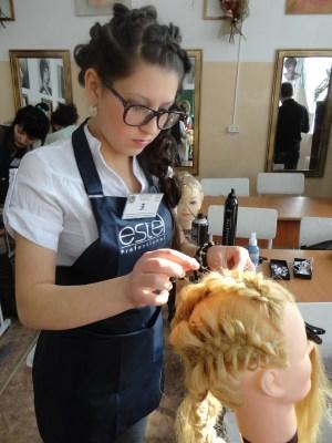 Мастерская по профессии парикмахер